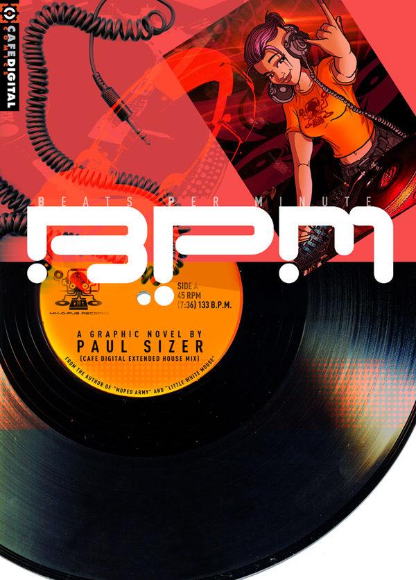 B.P.M. cover