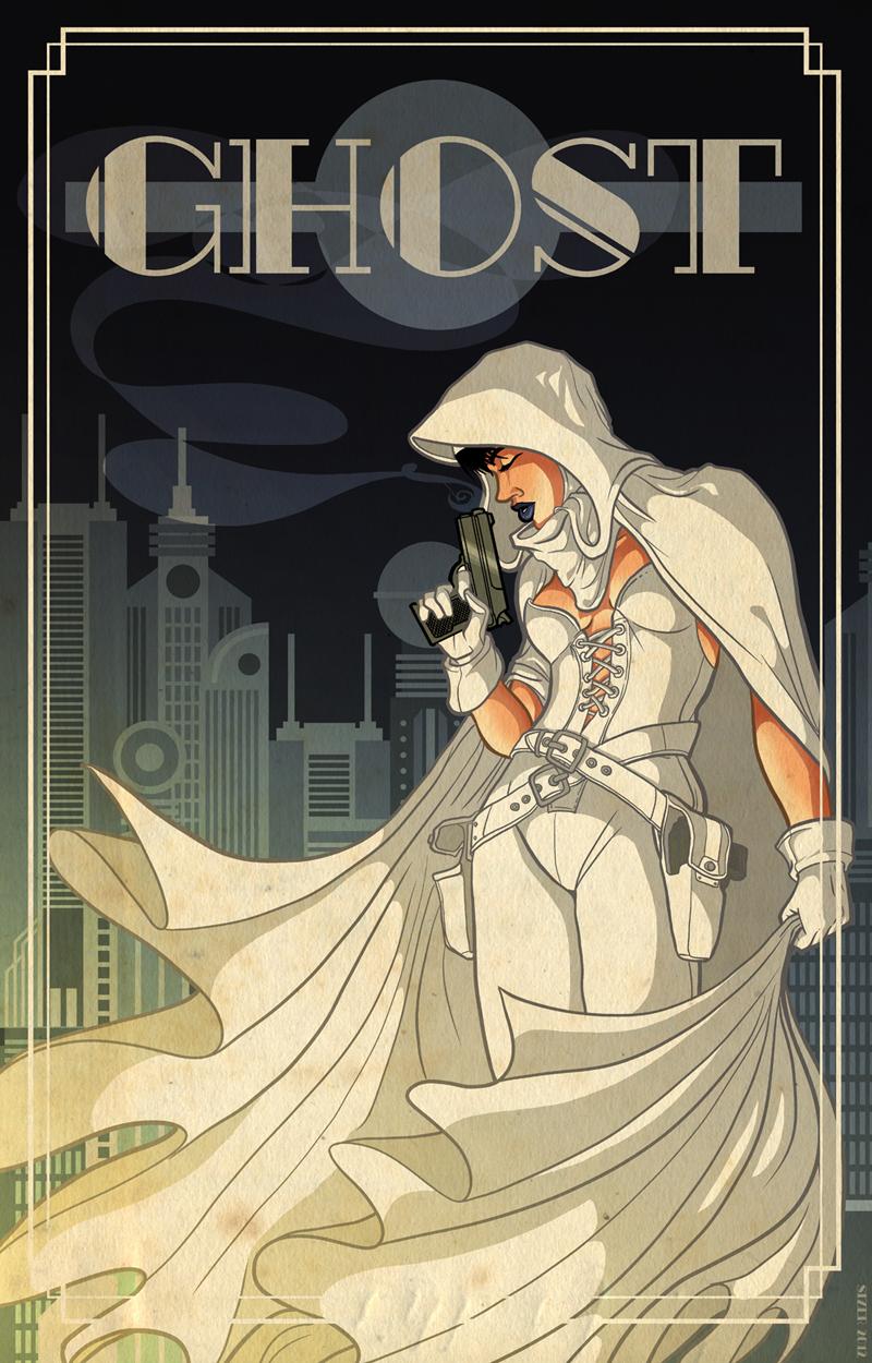 GHOST Art Deco