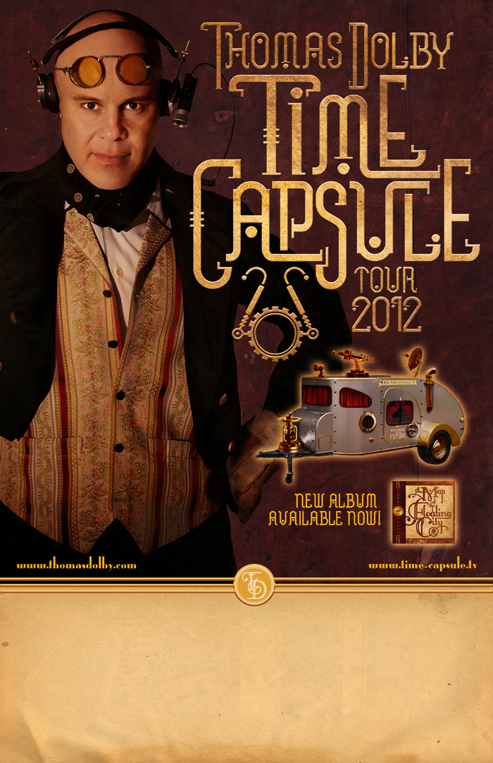 Time Capsule Tour poster