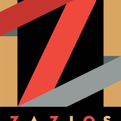 Zazios Logo Type Mark Box