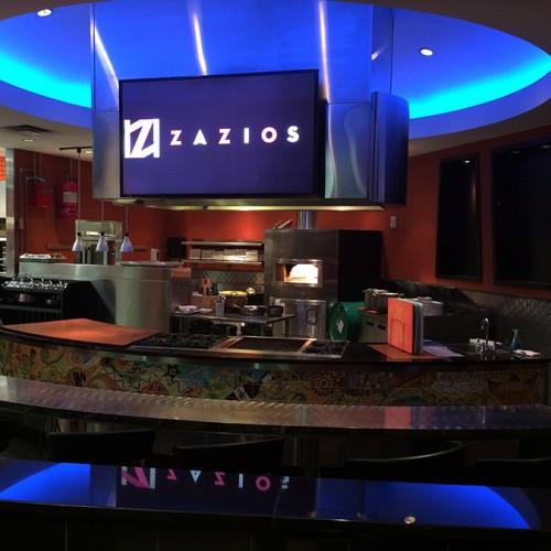 Zazios Grand Opening Event