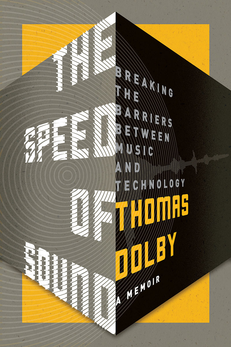 THE SPEED OF SOUND (Front Cover)